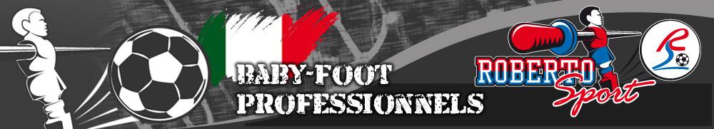 Baby-foot Roberto Sport France